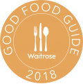 Chez Dominique is in the Good Food Guide 2018