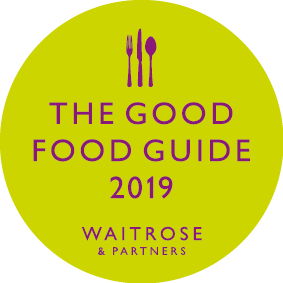 chez dominique restaurant is in the good food guide 2019
