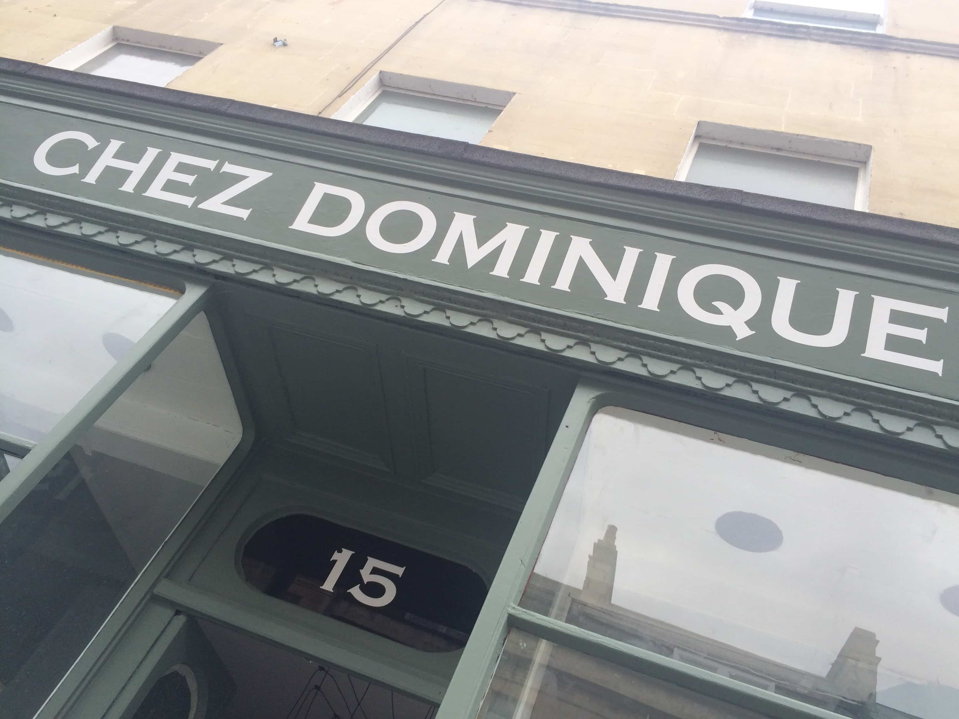Chez Dominique French and European Restaurant