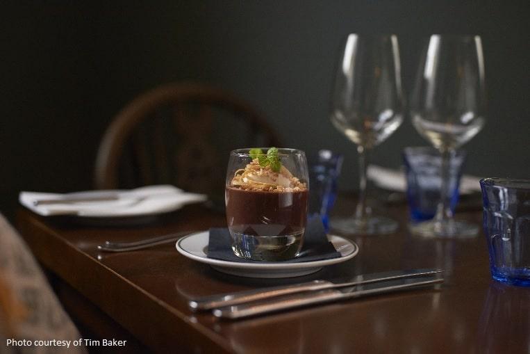 St Emillion au chocolat courtesy Tim Baker
